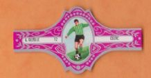 Glasgow Celtic Cigar Band (P)